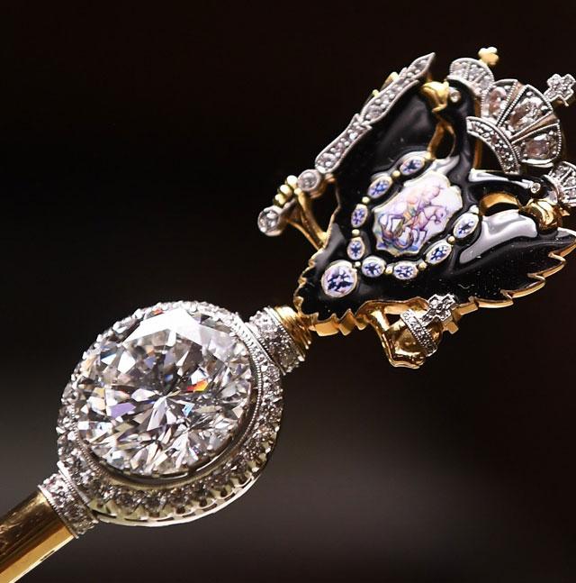 Le Diamant ORLOFF