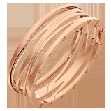 Les bijoux en or rose